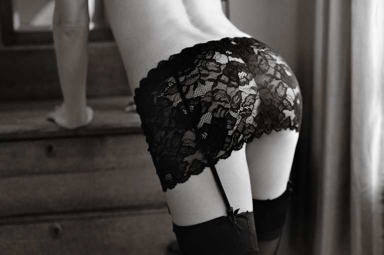 Raleigh Boudoir Photography